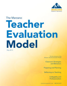 marzano_evaluation